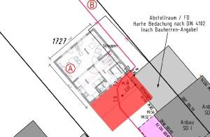 teilung pausiert wegen fehlenden brandschutzabst nden baublog der familie schmetz. Black Bedroom Furniture Sets. Home Design Ideas