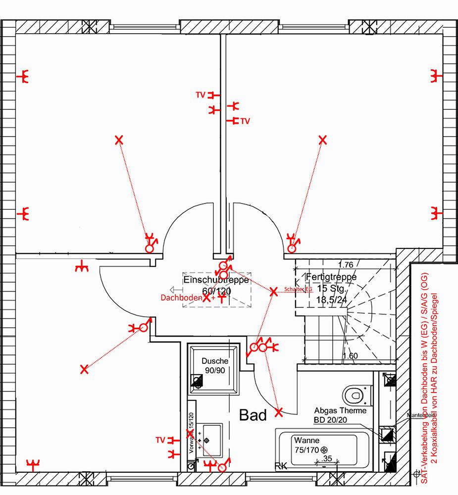 Tolle Wohnzimmer Schaltplan Zeitgenössisch - Schaltplan Serie ...